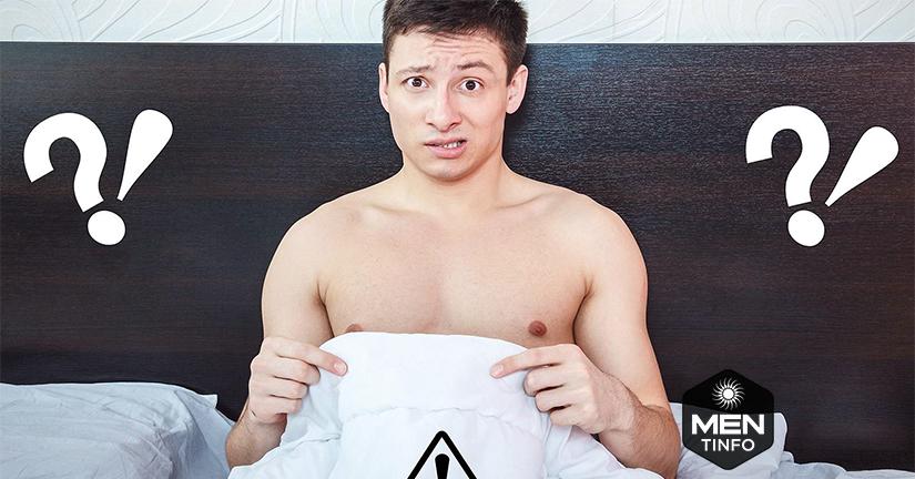 CẢNH BÁO: Dấu hiệu vô sinh nam giới phải biết!
