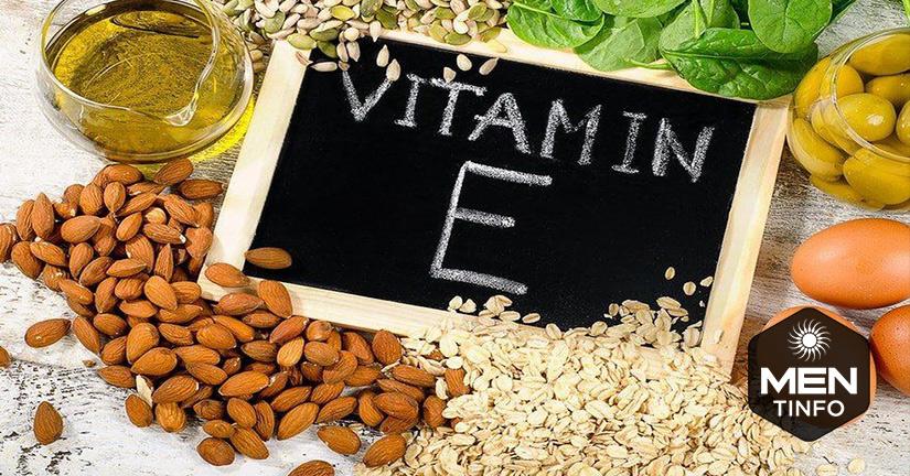 Vitamin E trợ thủ đắc lực giúp nâng cao chất lượng tinh trùng